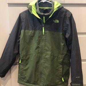 Boys North Face Coat/jacket